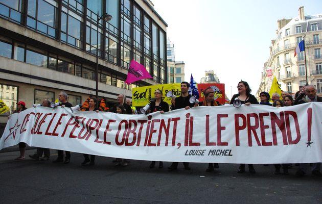 Nous n'avons pas à payer leur crise ! Manifestons dans toute l'Europe le 14 novembre