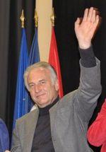 Bernard BAUDIN, Un ami de l'écologie Président de la FNC