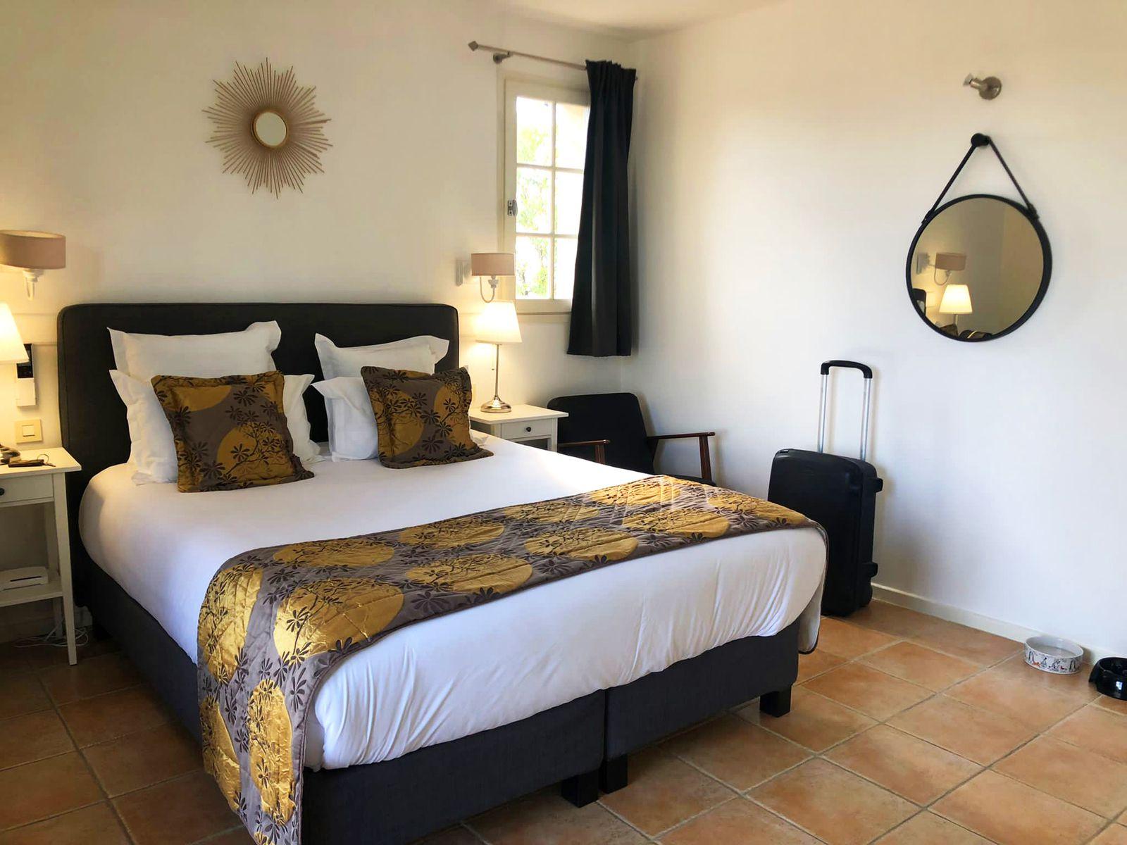 Les Voyages de Caroline : l'Hôtel des Vieilles Tours sur Rocamadour
