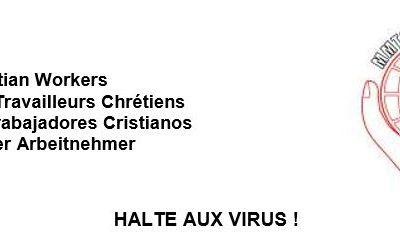 """Halte au virus"" du MMTC"