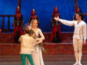 """Yerevan - Au ballet avec """"Gayané"""""""