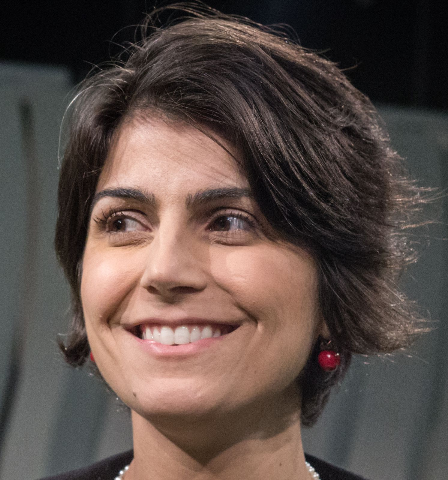 Manuela d'Avila (photo wikipédia)