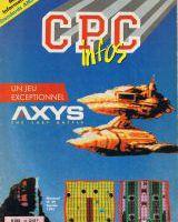 Amstrad CPC - Axys - The Last Battle (et en bonus Corsair et Red Sunset)