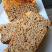 PAIN DE THON, light et très facile! - C secrets gourmands!! Blog de cuisine, recettes faciles, à préparer à l'avance, ...