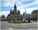 Compiègne, ville historique photogénique