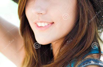 Belle photo de profil de fille