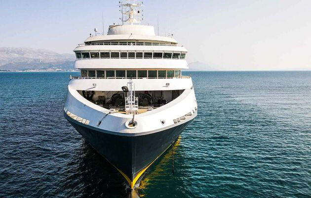 Quark Expeditions Takes Ownership of Ultramarine - Forever Changing Polar Exploration