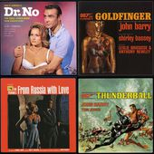 James Bond, a playlist by lamusiquedefilm on Spotify
