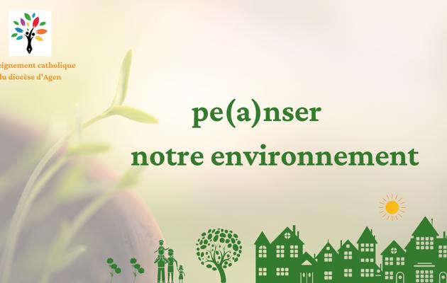 Des ressources nouvelles pour pe(a)ser l'environnement !