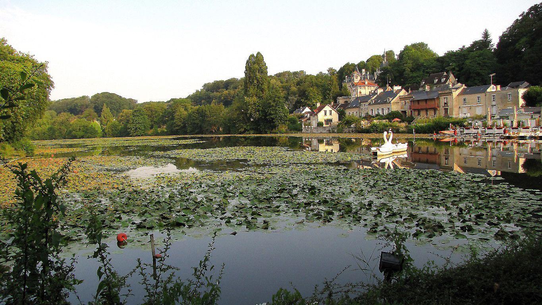 le Lac de Pierrefonds