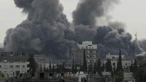 Les sionistes sont tous des terroristes, ils bombardent la population palestinienne à Gaza.
