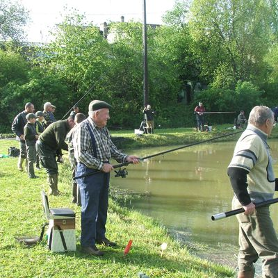Concours de pêche 1er mai 2012