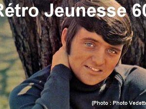 Stéphane robert, un chanteur canadien qui fit partie des fétiches et des géminis avant de chanter en solo et de se retirer en 1973 comme policier