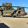 """Boeing CH-47D """"Chinook"""" - 4 TEAS - 20 years CH-47D & 43.000 flight hours"""