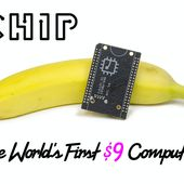 CHIP - The World's First Nine Dollar Computer