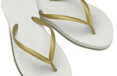 Flip-Flops Are The New Formal Wear For Wedding Receptions