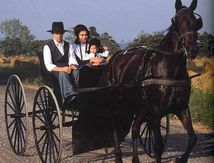 THE AMISH: Can we say no to progress?