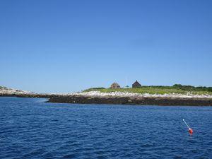 les Iles Shoal , star Island
