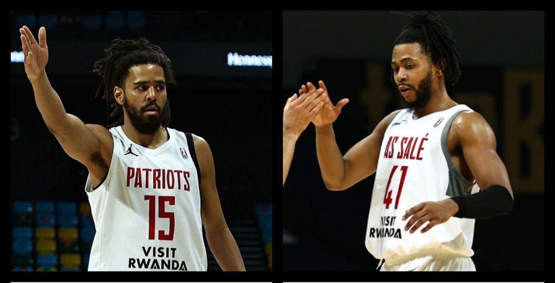 """Basketball Africa League : Terrel Stoglin affirme que le rappeur J. Cole a été """"adulé"""" malgré une moyenne d'un point par match"""