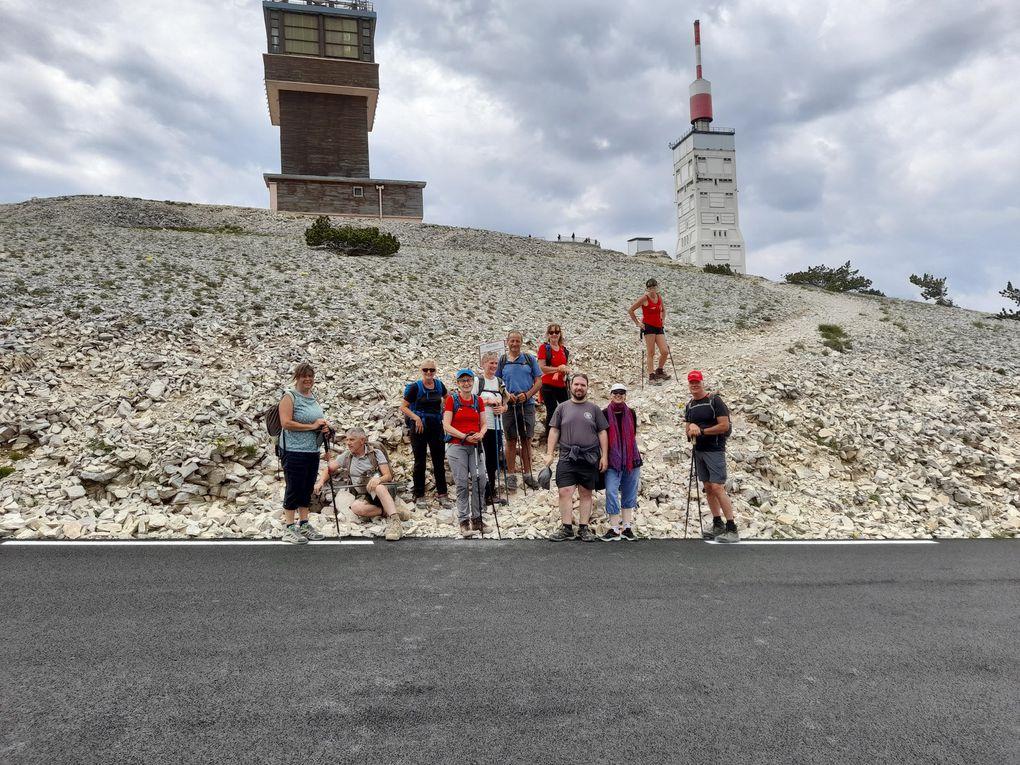 Dimanche 27 Juin : dernière randonnée de l'année