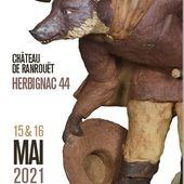 Herbignac - 22ème édition du Marché des Potiers - 15 et 16 mai 2021 - Ensemble en presqu'ile de Guérande