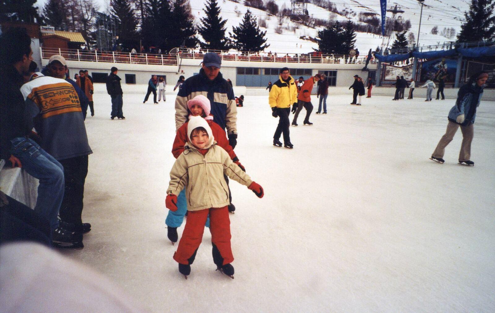Album - Chantereine, le Comité d'établissement les sports d'hiver à Saint-Bon Courchevel (France)