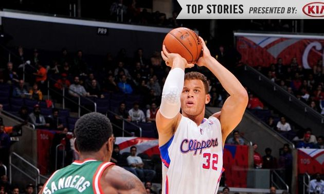 Les Clippers dominent Milwaukee