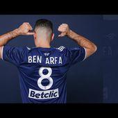 Hatem Benarfa au Girondin de Bordeaux la symbolique du 8 et de la maison XII des joueurs de football de légende ! - Yanis Azzaro Voyance Astrologue