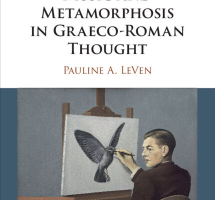 Music and Metamorphosis in Graeco-Roman Thought