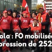 Coca-Cola : FO mobilisée contre la suppression de 252 postes | Force Ouvrière