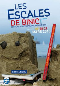 Le salon du livre de Binic, version 2015