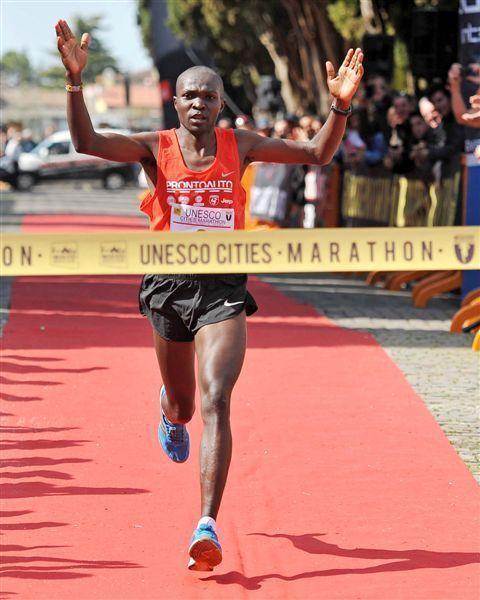 Unesco Cities Marathon (3^ ed.). Uno spettacolo nel segno del Kenya