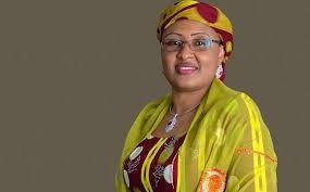 Las 10 africanas de 2016: imágenes de Aisha Buhari.- El Muni.