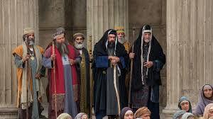 Parabole des Talents - Haïr ses parents ? - Les Pharisiens et les Archers - Les ouvriers de la vigne - Résurrection de Lazare
