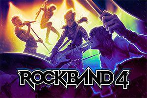 ENCORE PLUS DE HITS SUR ROCK BAND 4 !