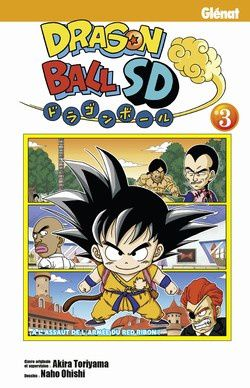 Dragon Ball SD tome 3 « Un manga passion tout en couleur !!! »