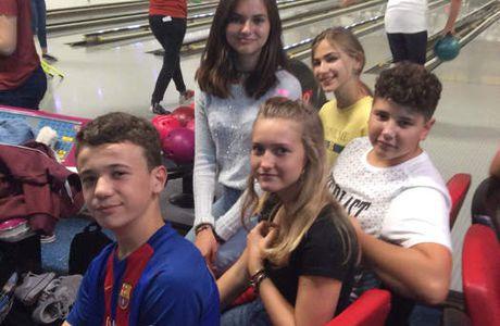 Vendredi après-midi : bowling à Margate