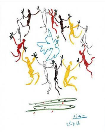 The Dance of Youth... Picasso 1961