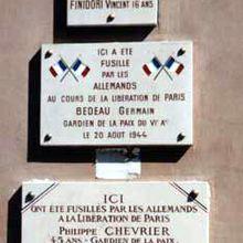 69ème anniversaire de la Libération de Paris