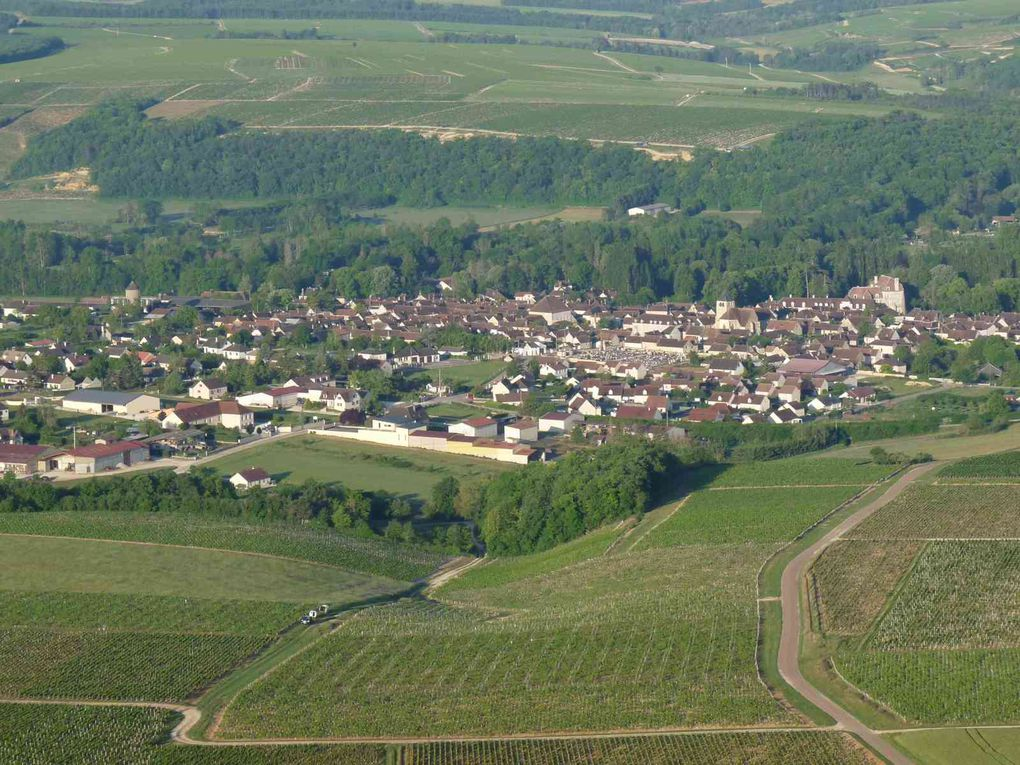 Maligny, son château et son parc.