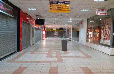 RoumanIE : Commerce – Centre commerciaux une ouverture en demi-teinte !