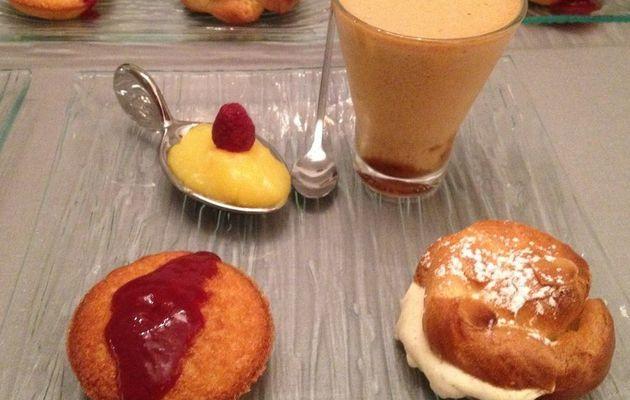 Dessert gourmand - 6 -