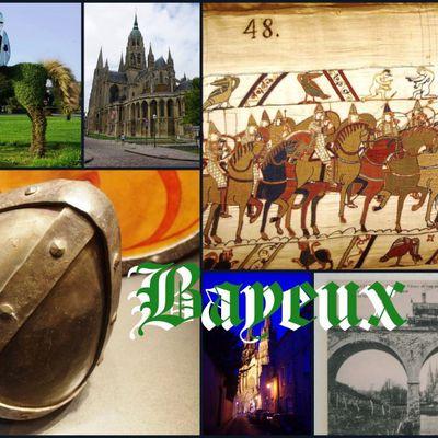 Un séjour à Bayeux, sa tapisserie et sa cathédrale