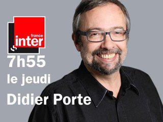 DIDIER PORTE SUR FRANCE INTER - Christine Bachelot et Roselyne Boutin