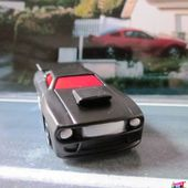 SLAYER FORD MUSTANG 1/64 MAISTO - car-collector.net