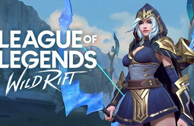 League of Legends: Wild Rift débarque le 10 décembre sur iOS et Android