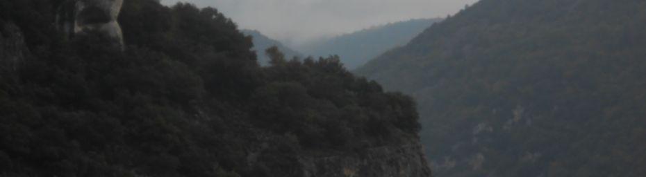 Les Gorges de La Nesque - Sault - Col du Négron