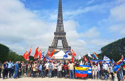 Le PRCF au cœur du dialogue internationaliste - INITIATIVE COMMUNISTE