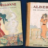 Zénaïde Fleuriot : Papillonne (Hachette, 1892) - Le blog de Claude LE NOCHER