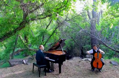 Christina Perri - A Thousand Years (Piano/Violoncelle) - ThePianoGuys